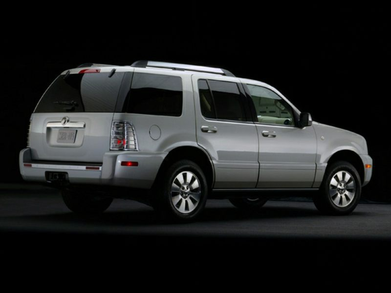 2006 mercury mountaineer reviews specs and prices. Black Bedroom Furniture Sets. Home Design Ideas
