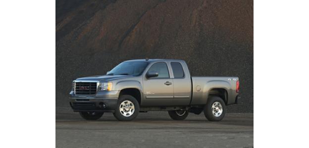 2007 GMC Sierra 3500