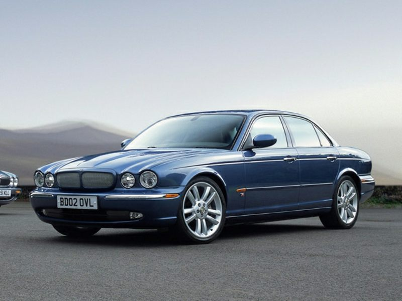 2007 jaguar vanden plas reviews specs and prices. Black Bedroom Furniture Sets. Home Design Ideas