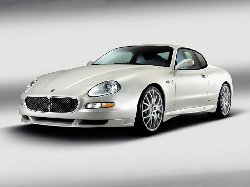 2007 maserati gransport reviews specs and prices. Black Bedroom Furniture Sets. Home Design Ideas