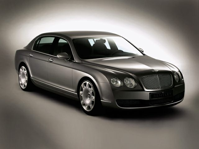 2008 Bentley Continental Flying Spur Sedan for sale in Marietta for $0 with 21,919 miles
