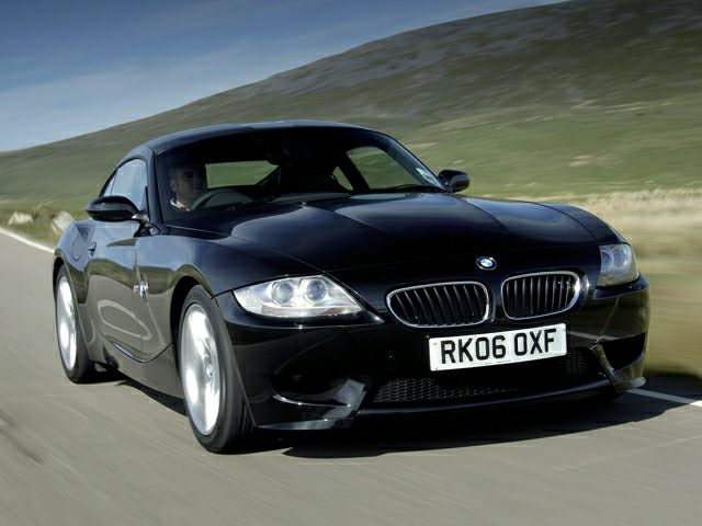 2008 Bmw Z4 M Reviews Specs And Prices Cars Com