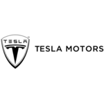 Logo for Tesla