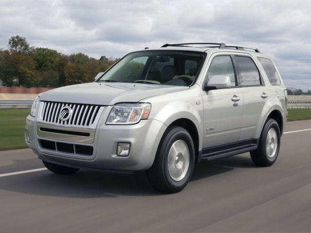 Mercury Mariner Reviews Specs And Prices Cars Com