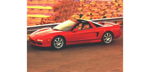 1996 Acura NSX-T