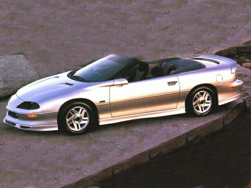 1997 Chevrolet Camaro Reviews Specs And Prices