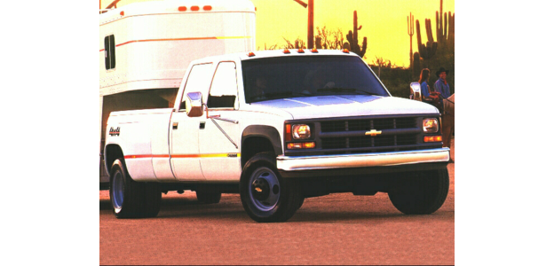 1996 Chevrolet K3500