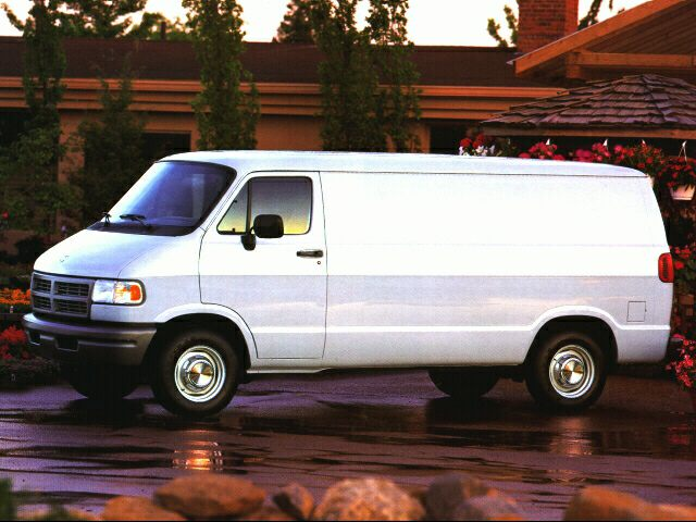1997 Dodge Ram Van B2500 Cargo Van for sale in Edenton for $1,500 with 153,443 miles.