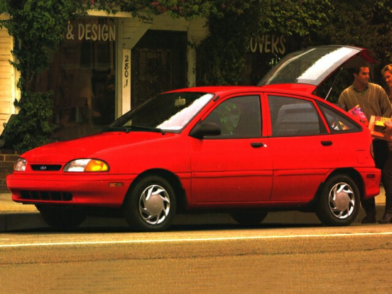 1996 ford aspire reviews specs and prices. Black Bedroom Furniture Sets. Home Design Ideas