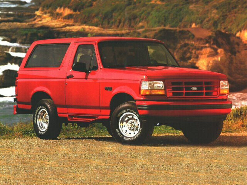 1996 ford bronco reviews specs and prices. Black Bedroom Furniture Sets. Home Design Ideas
