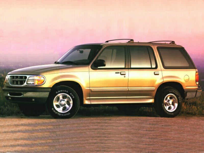 1997 Ford Explorer Specs Pictures Trims Colors Cars Com