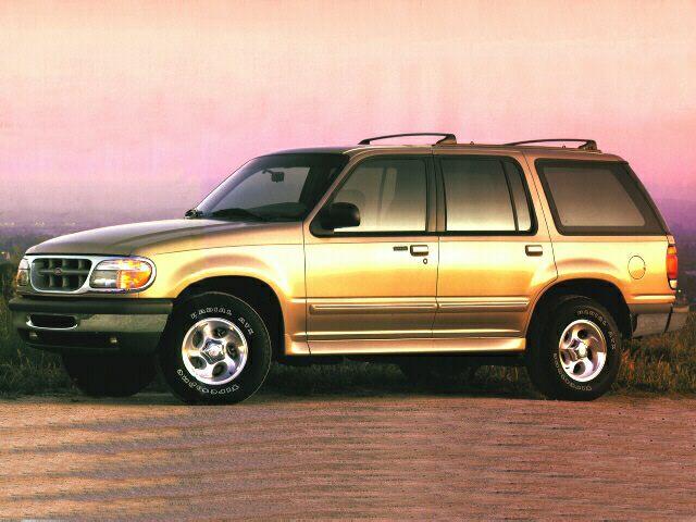 1997 Ford Explorer Specs, Pictures, Trims, Colors || Cars.com