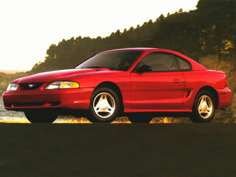 1998 Ford Mustang Specs Pictures Trims Colors Cars Com