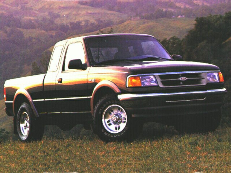 1997 ford ranger reviews specs and prices. Black Bedroom Furniture Sets. Home Design Ideas