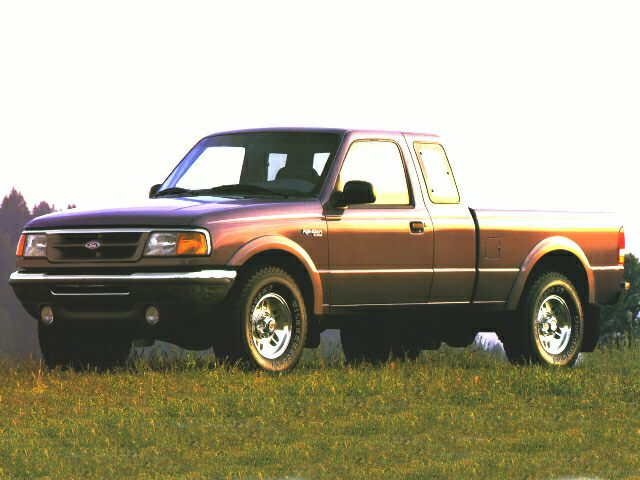 1996 Ford Ranger XLT Regular Cab Pickup for sale in Johnson City for $5,900 with 157,384 miles.