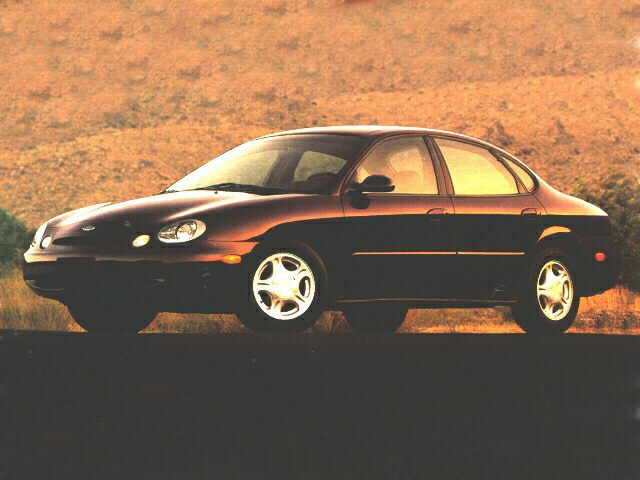 1997 Ford Taurus GL Sedan for sale in Montgomery for $2,995 with 196,722 miles