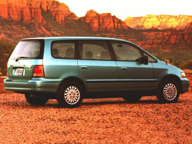 1996 Honda Odyssey Reviews Specs And Prices Cars Com