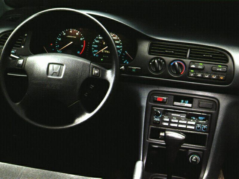 1997 Honda Accord Reviews Specs And Prices Cars Com
