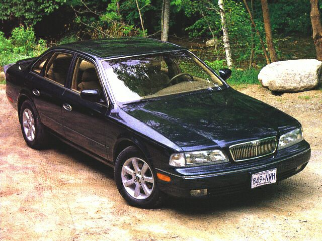 1997 Infiniti Q45 Sedan for sale in West Point for $3,950 with 184,359 miles