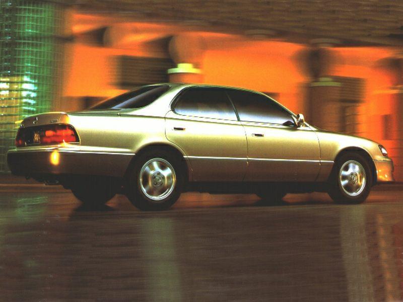 Cars Com Dealer Reviews >> 1997 Lexus ES 300 Reviews, Specs and Prices | Cars.com
