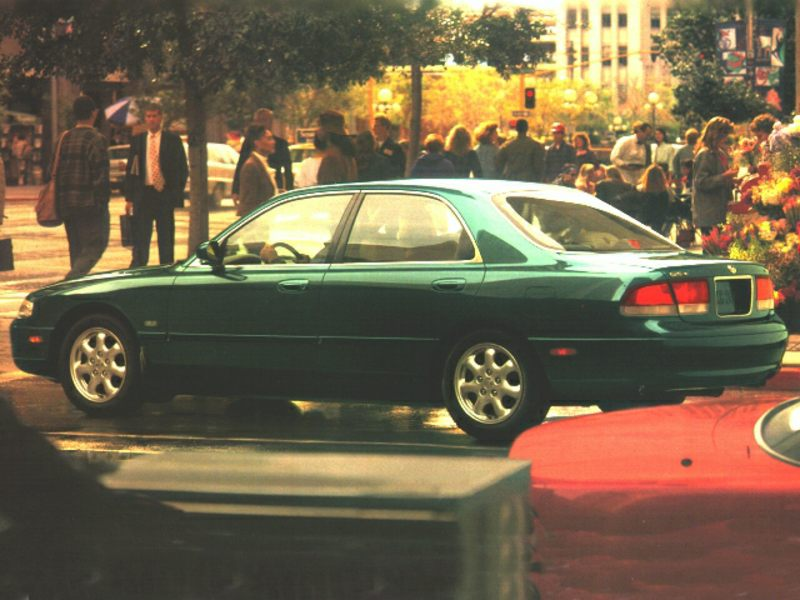 1996 mazda 626 reviews specs and prices. Black Bedroom Furniture Sets. Home Design Ideas