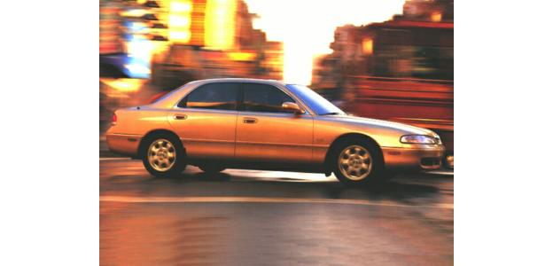 1996 Mazda 626 Cronos