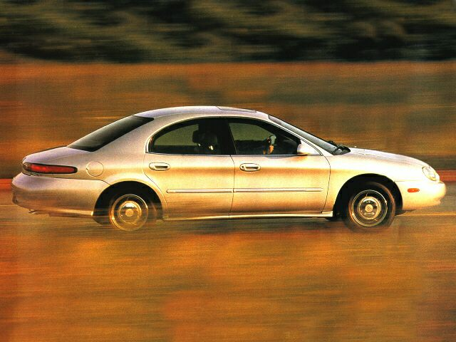1996 Mercury Sable GS Sedan for sale in Oklahoma City for $2,995 with 103,799 miles.
