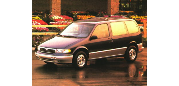 1996 Mercury Villager