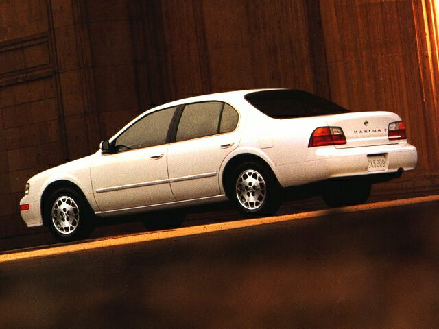 1996 Nissan Maxima GXE Sedan for sale in Jackson for $5,375 with 195,246 miles