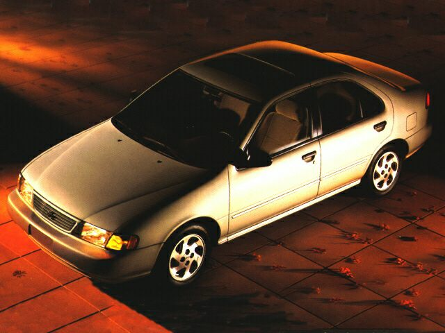 1997 Nissan Sentra GXE Sedan for sale in Paducah for $0 with 213,440 miles