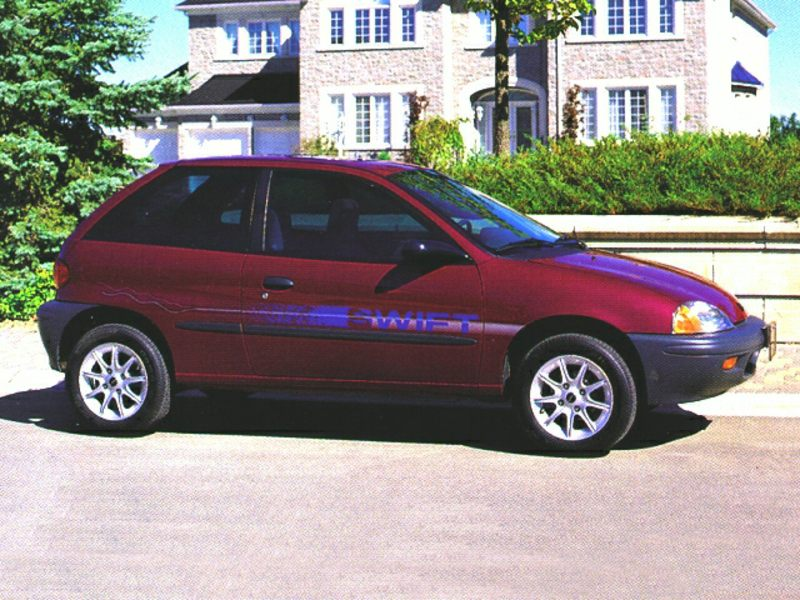 1997       Suzuki       Swift    Reviews  Specs and Prices   Cars
