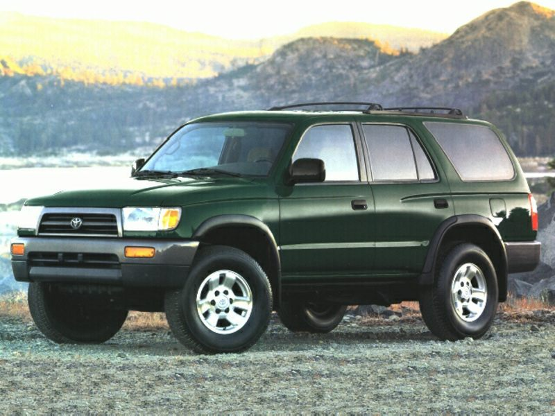 1996 toyota 4runner reviews specs and prices. Black Bedroom Furniture Sets. Home Design Ideas