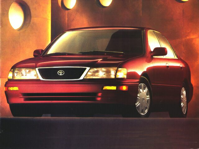 1996 Toyota Avalon Reviews Specs And Prices Cars Com