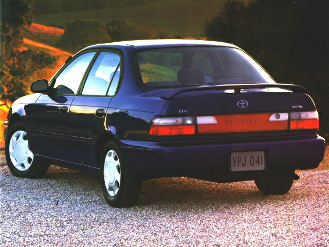 1997 Toyota Corolla Reviews Specs And Prices Cars Com