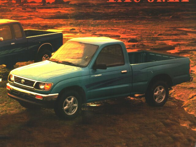 1997 Toyota Tacoma Regular Cab Pickup for sale in Cincinnati for $3,495 with 181,806 miles