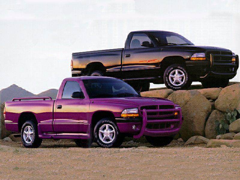 Img C Doged on 2002 Dodge Dakota Trucks
