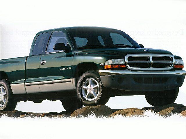 Img C Doged on 1997 Dodge Dakota Truck