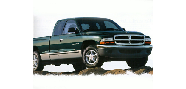 1997 Dodge Dakota
