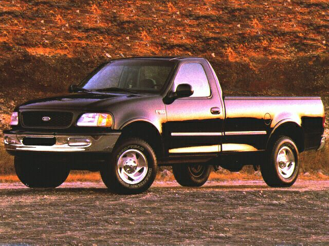 1997 Ford F150 XLT Extended Cab Pickup for sale in Sauk Centre for $1,688 with 152,472 miles.
