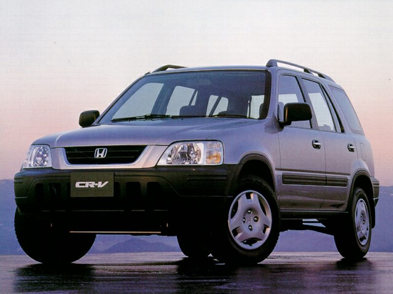 1997 honda cr v reviews specs and prices. Black Bedroom Furniture Sets. Home Design Ideas