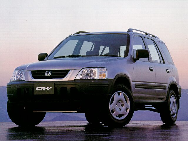1997 Honda Cr V Reviews Specs And Prices Cars Com