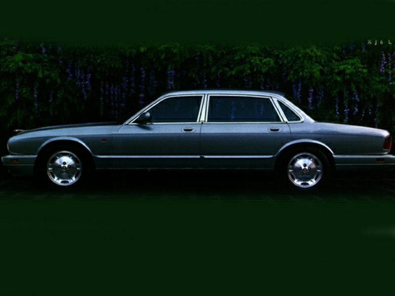 1997 Jaguar Vanden Plas Reviews Specs And Prices Cars Com