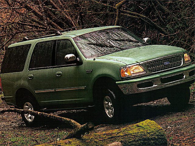 1998 Ford Expedition XLT SUV for sale in Jackson for $4,900 with 223,050 miles.