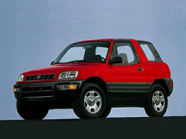 Toyota Rav4 Hybrid Used >> 1998 Toyota RAV4 Specs, Pictures, Trims, Colors || Cars.com