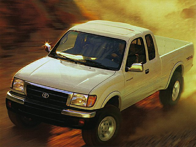 1998 Toyota Tacoma Regular Cab Pickup for sale in Anchorage for $3,999 with 117,168 miles
