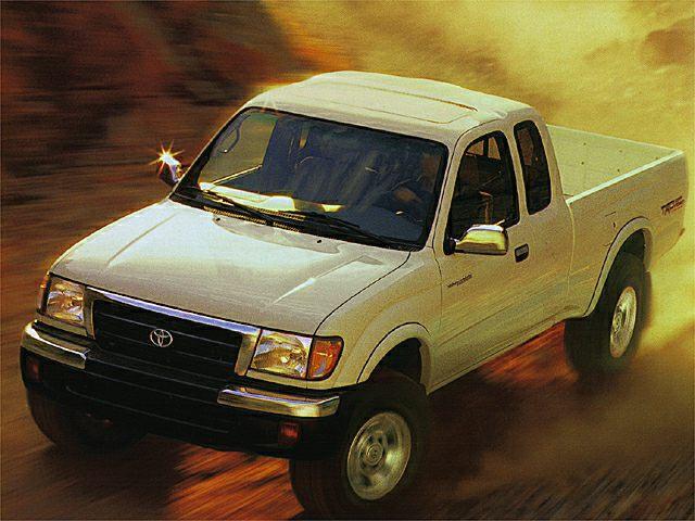 1998 Toyota Tacoma Reviews, Specs and Prices   Cars.com