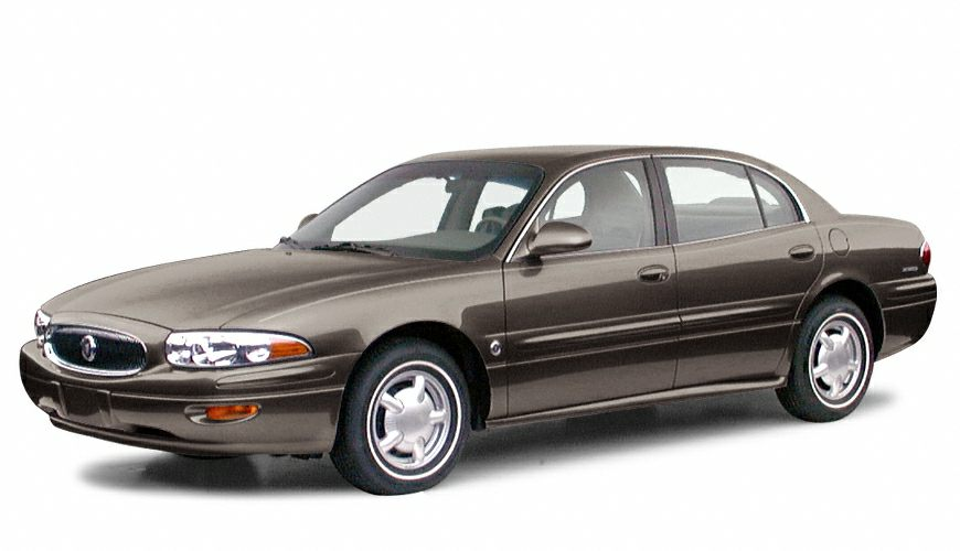 2000 Buick LeSabre Custom Sedan for sale in New Richmond for $2,995 with 170,000 miles