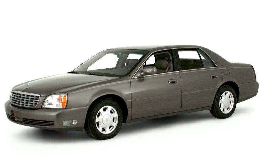 2000 Cadillac DeVille Sedan for sale in Freeport for $2,995 with 155,403 miles
