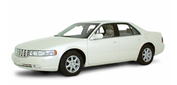 2004 Cadillac Seville