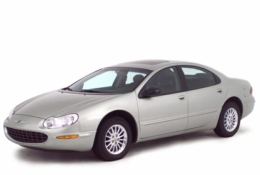 2000 Chrysler Concorde LXi Sedan for sale in Hickory for $2,450 with 109,446 miles.